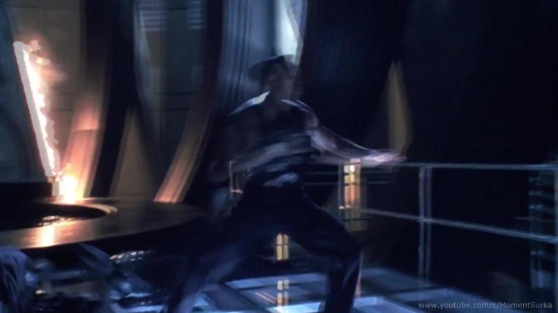 «Хочешь что бы было сделано как следует,делай сам!»Эпизод фильма «Блэйд 2» (англ. Blade II)