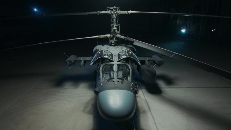 Видеоиллюстрация «Ка-52»