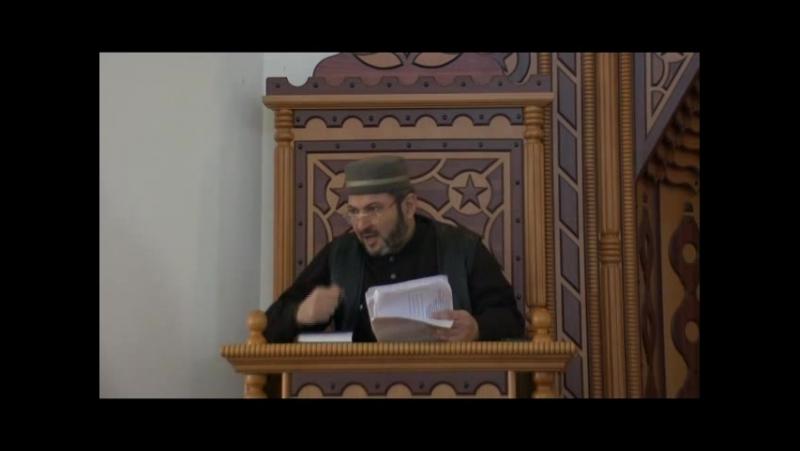 Чудеса пророка Мухаммада (саллаллахьу г1алейхьи уасаллам) 10.02.12