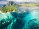 Подводный водопад Маврикий💙