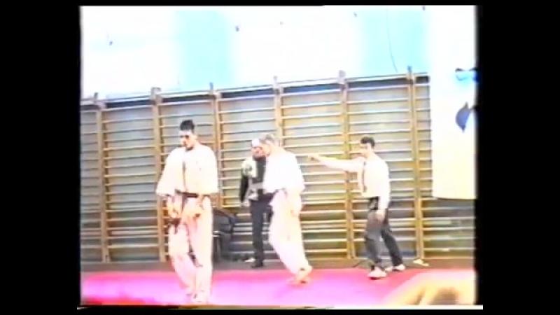 Максим Шароватов: вазари. Чемпионат Москвы 1998