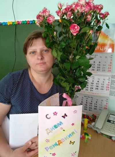 Ирина Барчукова