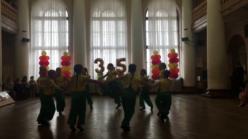 Танец «Зебрик»
