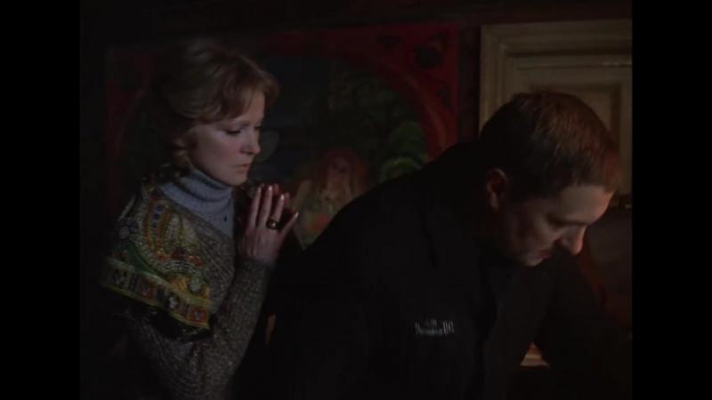 Худ.фильм: Вокзал для двоих.1982 г. Актеры: Олег Басилашвили и Людмила Гурченко.