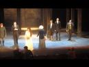 В театре им. В.Маяковского, на спектакле Бешеные деньги А.Н.Островский.