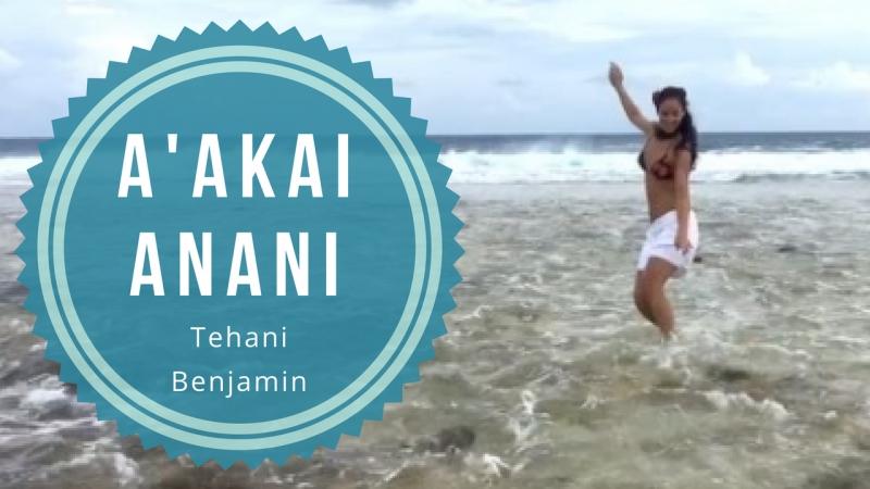 Tehani Benjamin - Otea - A'akai Anani - Drum Beats of The Pacific
