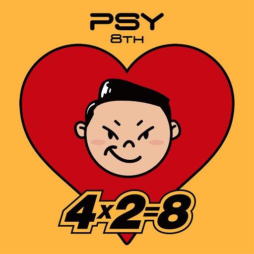 PSY альбом PSY 8th 4X2=8
