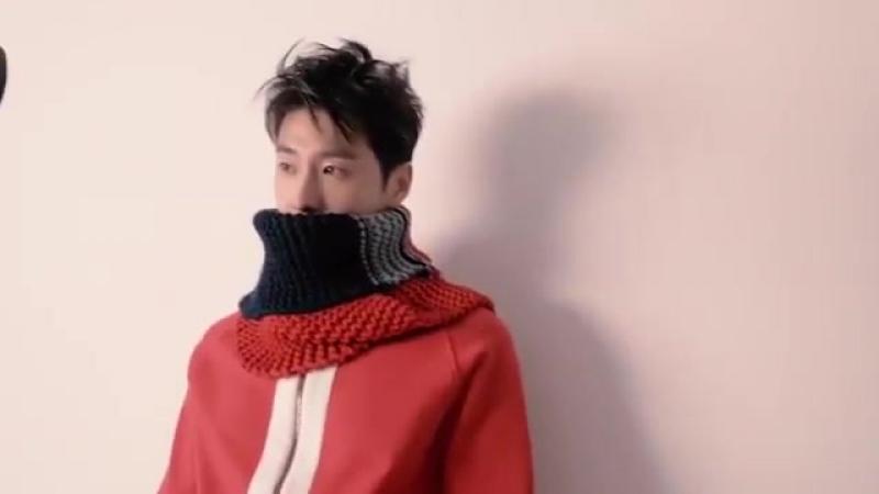 BTS Vogue Korea Yunho cut