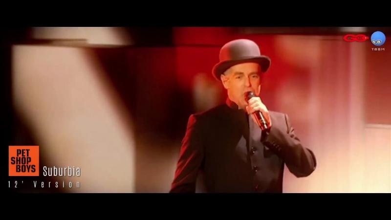 Pet Shop Boys- Suburbia (12' Version)