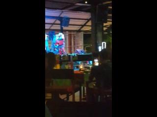 бар на чудесном острове Бали