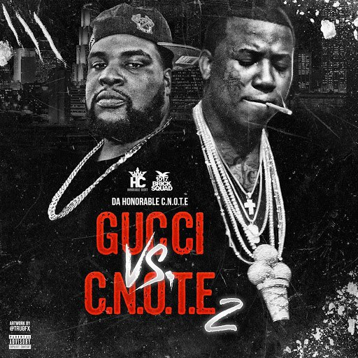 Gucci Mane альбом Gucci Vs. C-Note, 2