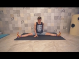 SLs ШПАГАТ БЕЗ БОЛИ! Как сесть на шпагат Упражнения на растяжку от мастера тела