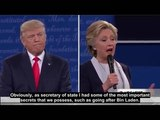 Learning English with The Future American President- The Second Debate P2