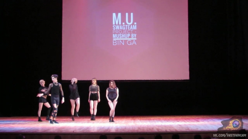 M.U. SwagTeam Project - mushup from