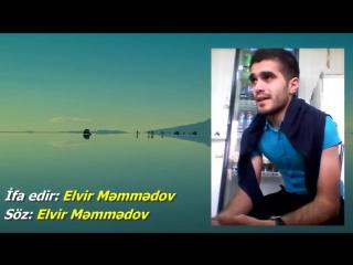ELViR Memmedov - Vefasiz