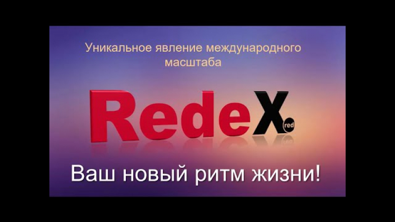 RedeX Что такое Редекс = коротко и четко