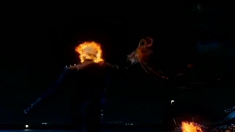 Ария - Герой асфальта (Призрачный гонщик 2, клип)