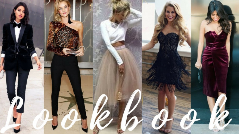 2018 New Years Eve Outfit Ideas - Lookbook.