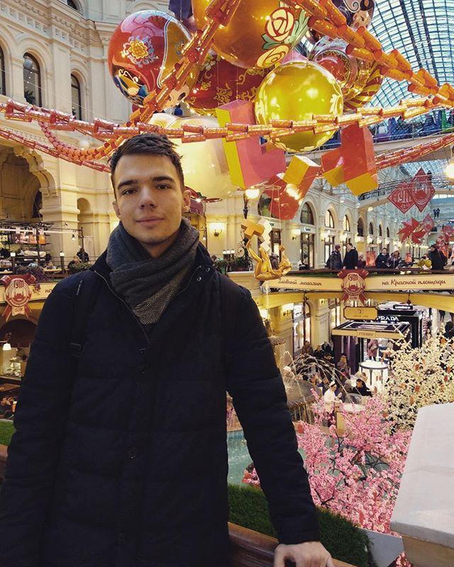 Александр Зенкин | Москва