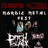 23.03 - Nordic Metal Fest - Action Club