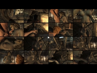 Skyrim immersive porn - episode 1 (the elder scrolls sex)