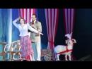 Магнитогорский театр оперы и балета. Марица .второй танец Лизы.( Булдышева Н.) 23.11.17г.