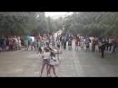 Когда в смене крутые мамы танцуют вместе с детьми