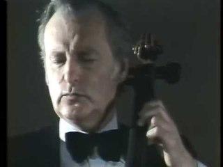 Daniil Shafran - Shostakovich Cello Sonata in D minor Op.40 3rd and 4th movements