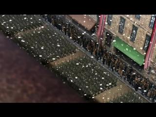 The saga of Tanya the evil - The white stripes - Seven nation army (Glitch mob remix) - Evil AMV