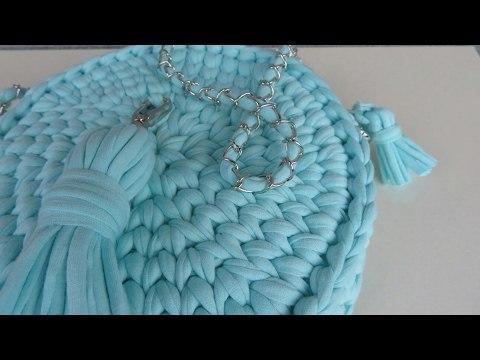 Makaron çanta (başak modeli) yapımı detayları ile birlikte