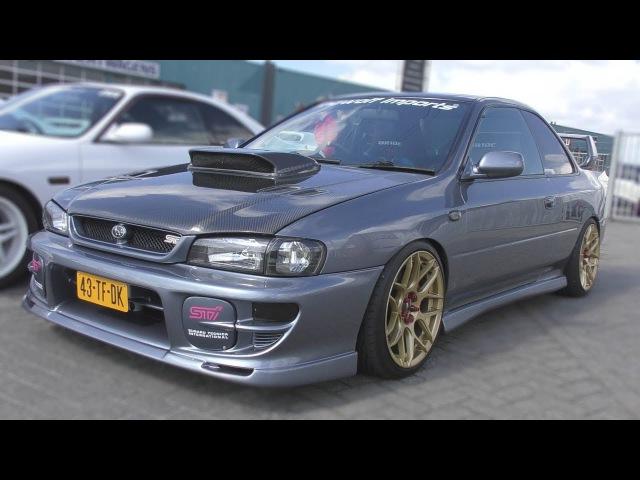 Subaru Impreza GC8 Coupe V5 Type R-