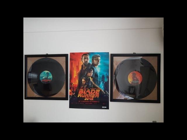 HANS ZIMMER BENJAMIN WALLFISCH - Blade Runner 2049 - Vinyl (Full Album)