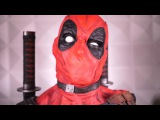 Life-Size Deadpool Bust Unboxing! Sideshow Collectibles (Nerdgasm!)