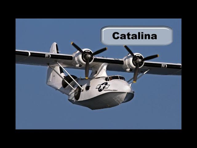 PBY Catalina Качественные чертежи моделей