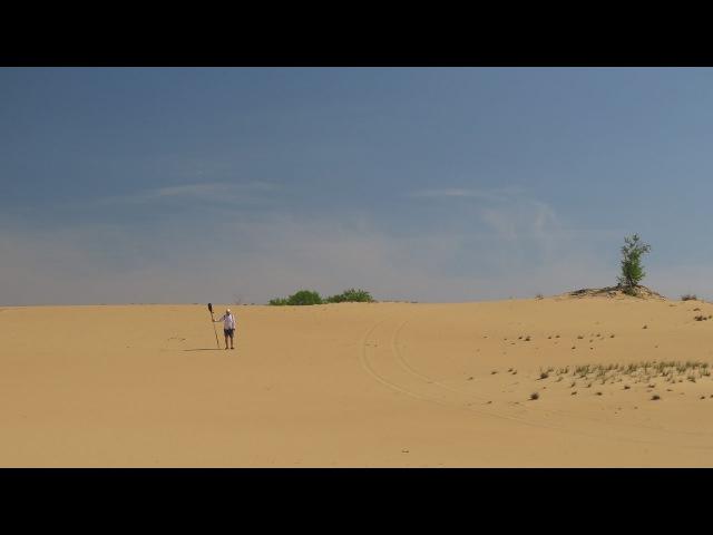 Поход в Ростовскую пустыню. Савала - Хопер - Большие Буруны - Дон