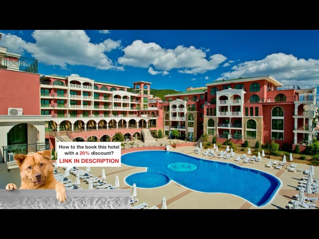 Saint George Palace Hotel, Sveti Vlas, Bulgaria - Great rates guaranteed!