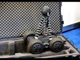 Новинки боевой техники России: роботы-разведчики