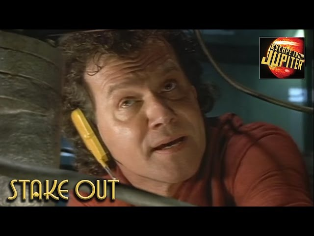 Escape From Jupiter | Stake Out | EP7