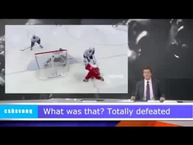 Американская сборная по хоккею проиграла неизвестной команде, которая даже не показала свой настоящий флаг