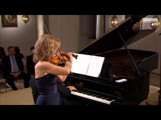 Anne-Sophie Mutter - Brahms - Violin Sonata No 2 in A major, Op 100