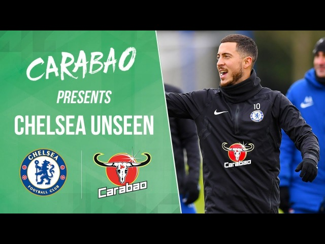 Hazard,Fabregas Chalobah Score Belters In The Snow | Chelsea Unseen