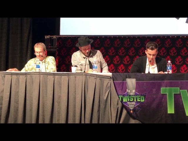 FANCAM Troy Baker :: Gilbert Godfried :: Twisted Toonz RCCC 2017 :: Breakfast Club