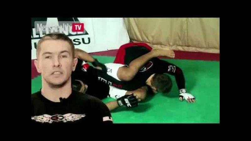 Taras Kiyashko, Rodrigo Cabral - Men's Health TV school of mix-fight ep.5