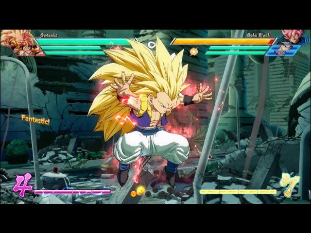 DRAGON BALL FighterZ - Gotenks Character Breakdown   X1, PS4, PC