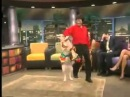 Собака танцует индийский танец