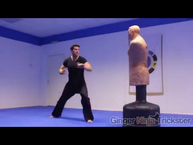 Юрий Бойка (Скотт Эдкинс) удары Тхэквон-до / Yuri Boyka (Scott Adkins) Taekwon-Do kicks
