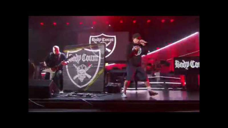 "Ice TBody Count Performing ""Black Hoodie"" 