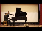 Дж. Филд. Соната для фортепиано №1 Es-dur - Часть I