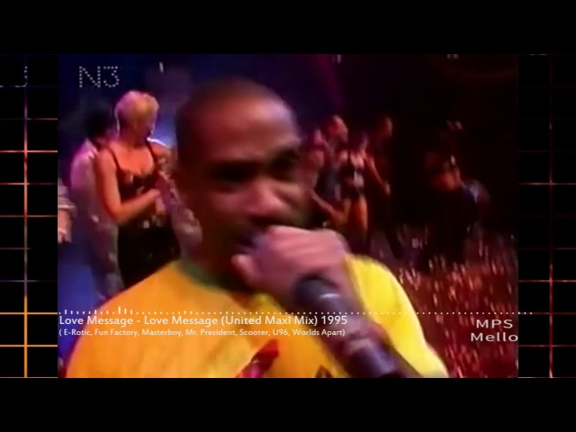 Love Message - Love Message (United Maxi Mix) HD Video