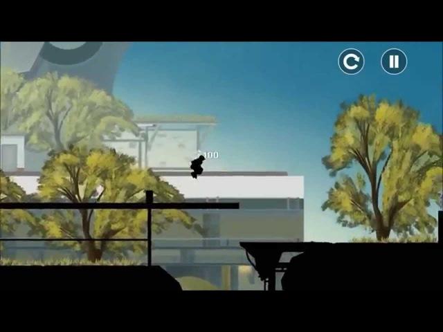 Vector - Technopark Story all levels (3 stars) - Hunter mode